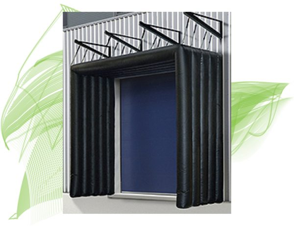 BOXCAR™ IR-650 SERIES INFLATABLE RAIL SHELTER