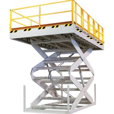MULTI-STAGE™ Scissor Lift