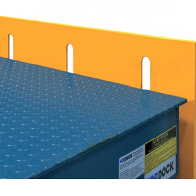 Automatic Sliding Barrier-Lip