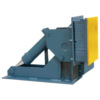 Independently Mounted Auto-Positioning Hydraulic Bumpers