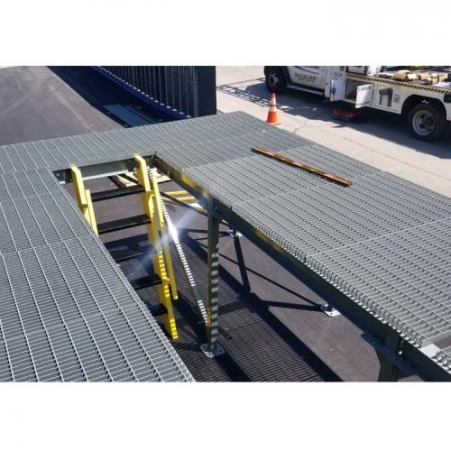 Auto Inspection Platform Installation 04