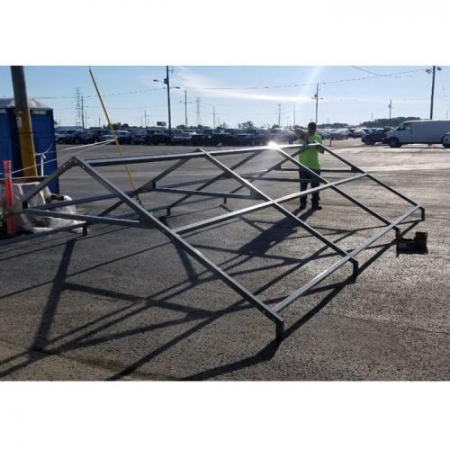 Auto Inspection Platform Installation 05