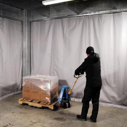 Goff Curtains Installation