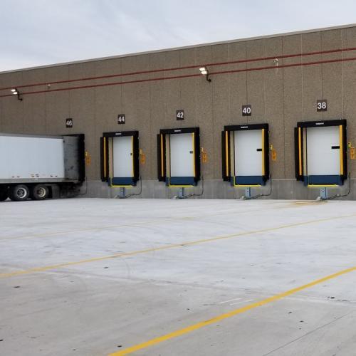 Veterans Trucking Installation 1